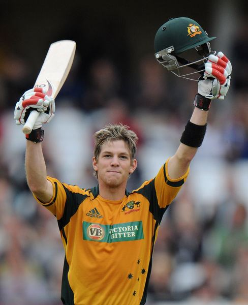 Tim Paine (Cricketer) playing cricket