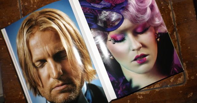 Tim Palen Photographs from the Hunger Games by Tim Palen Book Review