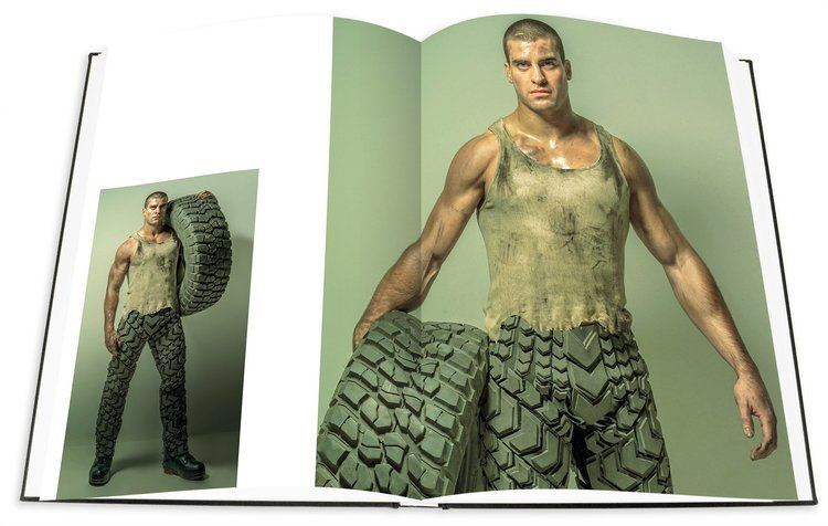 Tim Palen Buy Tim Palen Photographs from the Hunger Games Classics Book
