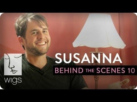 Tim Peper Susanna Behind the Scenes I39m a Lucky Man Feat Tim