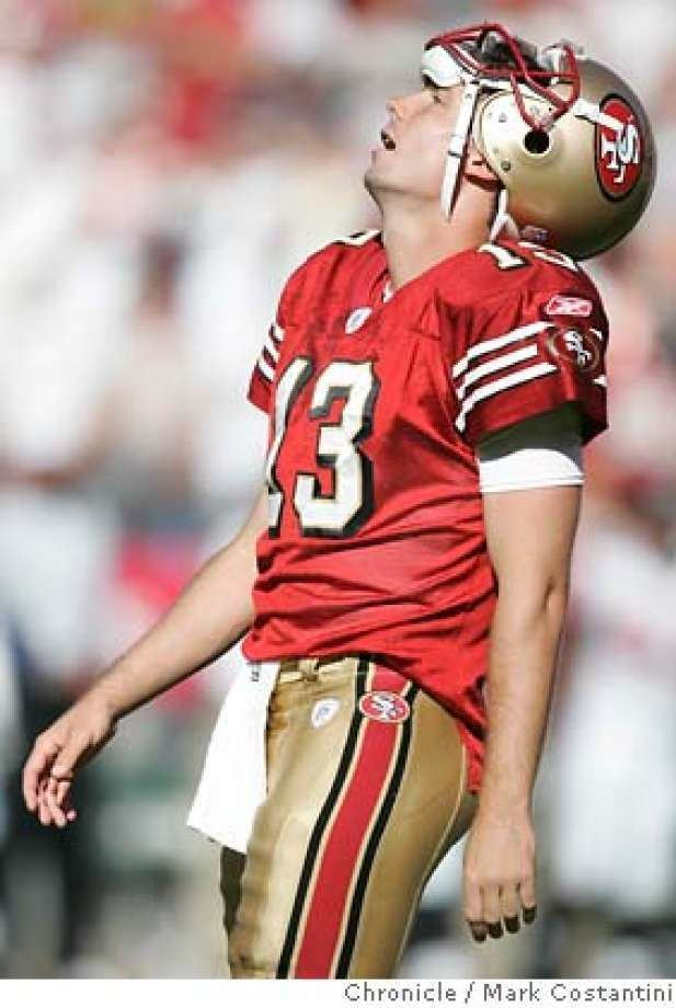 Tim Rattay 49ers too brittle too late Lastgasp rally falls short QBs