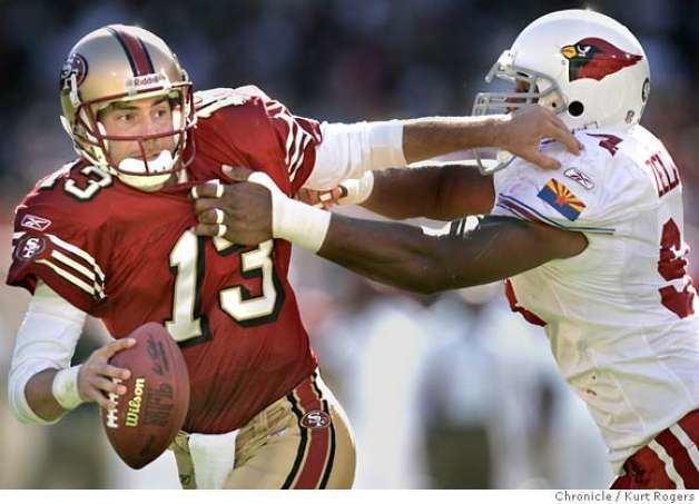 Tim Rattay NFL News of August 2 2004