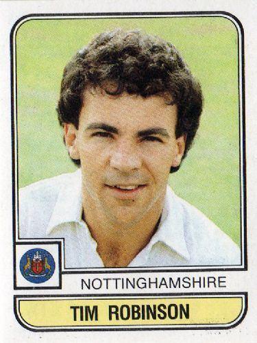 Tim Robinson (Cricketer)