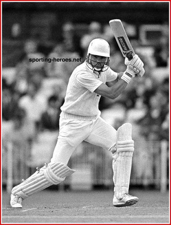 Tim ROBINSON International Test cricket Career for England England