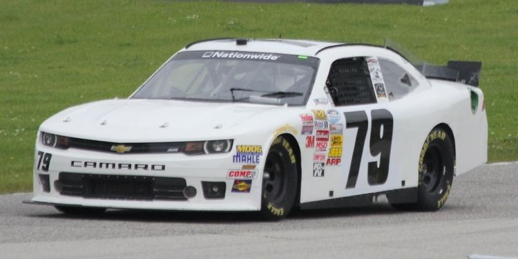 Tim Schendel File79 Tim Schendel drivers side NASCAR Nationwide 2014 Gardner