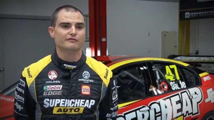Tim Slade Tim Slade Unveils The 2015 Supercheap Auto Racing