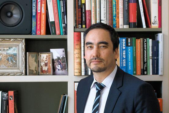 Tim Wu Net Neutrality Activist Tim Wu Probes Broadband Speed