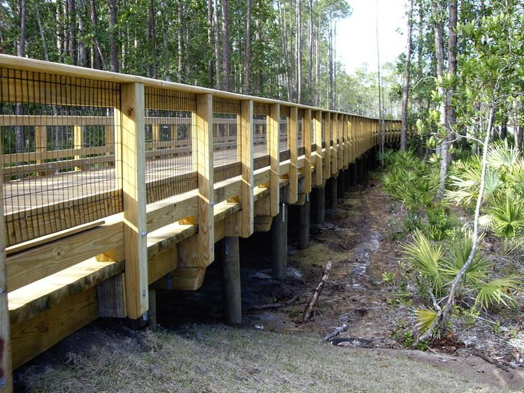 Timber bridge Leading Timber Bridge Builder Nature Bridges Adds Vehicular and