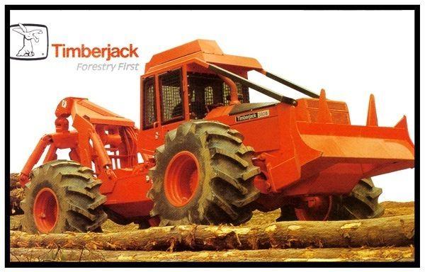 Timberjack - Alchetron, The Free Social Encyclopedia