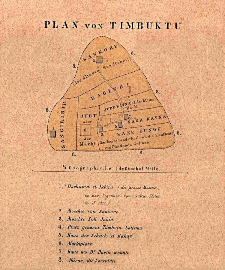 Timbuktu in the past, History of Timbuktu