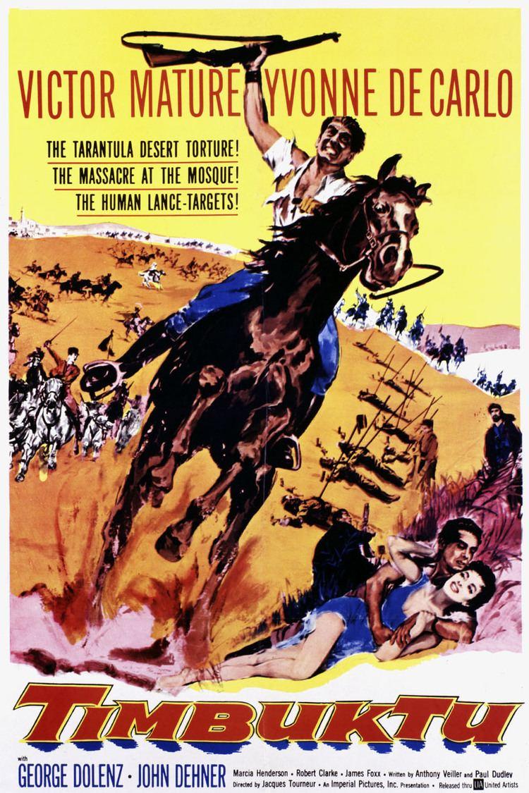 Timbuktu (1959 film) wwwgstaticcomtvthumbmovieposters39741p39741
