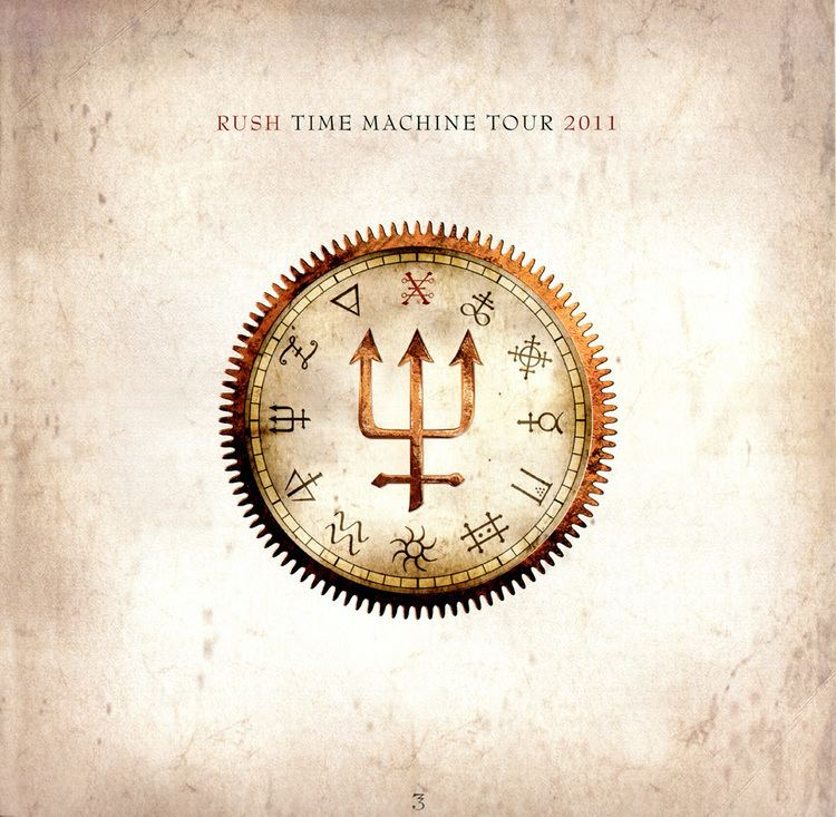 Time Machine Tour Time Machine Tour Rushcom