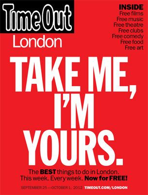 Time Out (magazine)