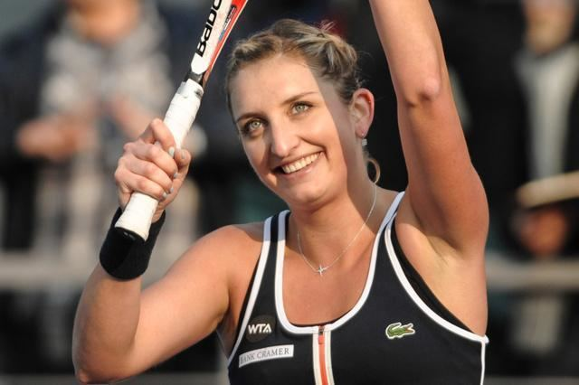 Timea Bacsinszky Timea Bacsinszky Lifts Second Title in Two Weeks in