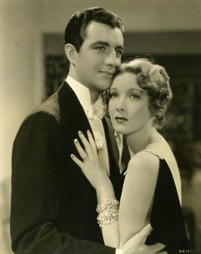 Times Square Lady 1935 Robert Taylor Actor