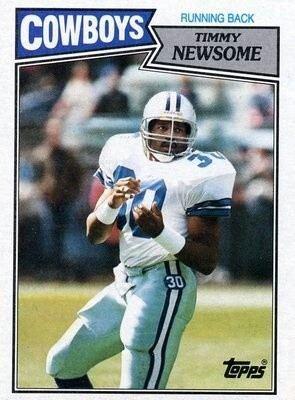 Timmy Newsome Timmy Newsome NFL Players Past Present Pinterest Dallas