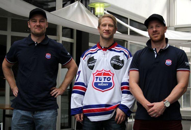 Timo Pärssinen Timo Prssinen palaa kotiin TUTO Hockey