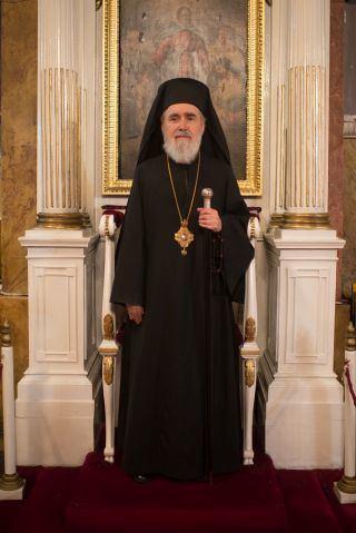 Timotei Seviciu IPS Timotei Seviciu arhiepiscop al Aradului mplinete 80 de ani