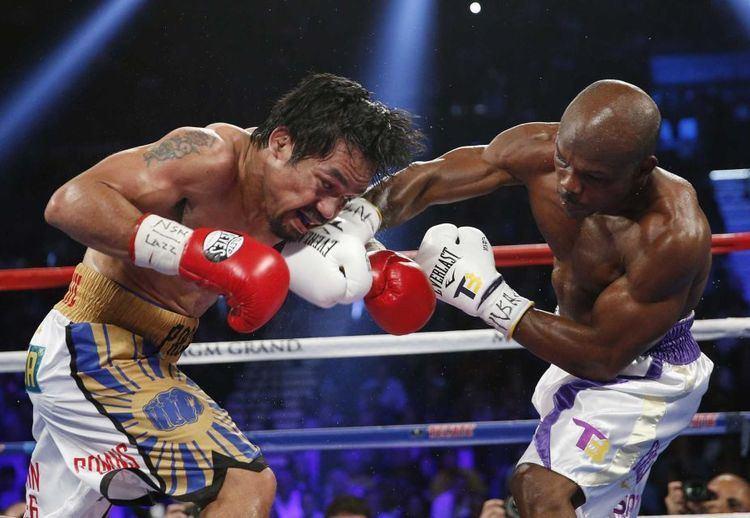 Timothy Bradley Manny Pacquiao vs Timothy Bradley III Newsday