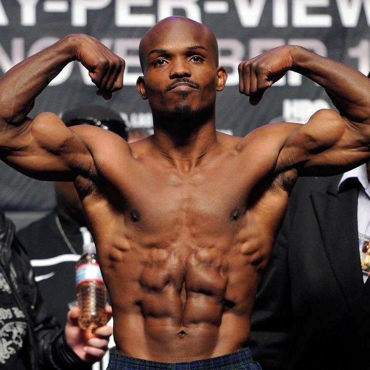 Timothy Bradley Timothy Bradley Supports Embattled Judge Ross After