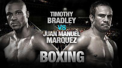 Timothy Bradley vs. Juan Manuel Márquez TimothyBradleyvsJuanManuelMarquez Rogue NYC