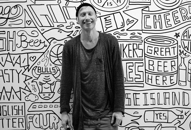 Timothy Goodman Populist Designer Timothy Goodman on Killing Creative Blocks