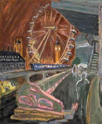 Timothy Hyman Austin Desmond Fine Art Artists Timothy Hyman