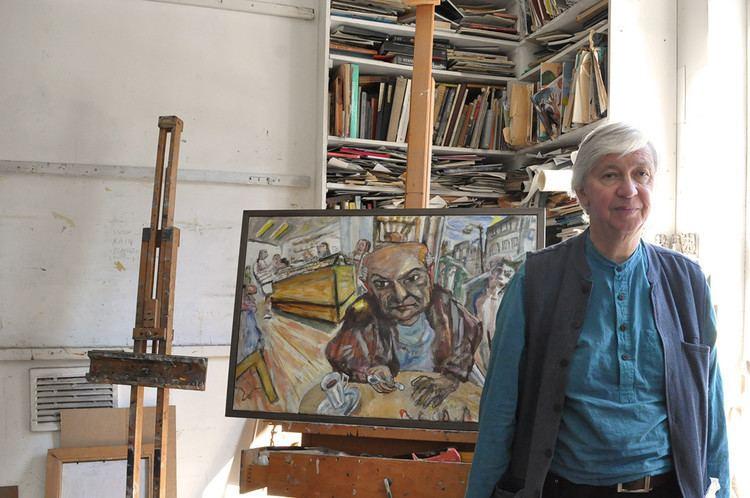 Timothy Hyman Timothy Hyman Artist Royal Academy of Arts