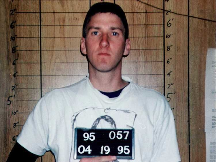 Timothy McVeigh 20 years after the Oklahoma City bombing Timothy McVeigh
