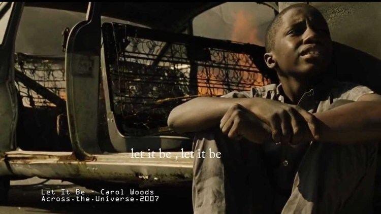 Timothy Mitchum Let It Be Lyrics Carol Woods Timothy T Mitchum Across the