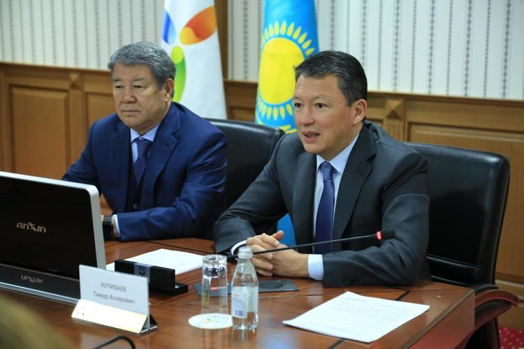 Timur Kulibayev Timur Kulibayev EXPO offers great opportunities for business