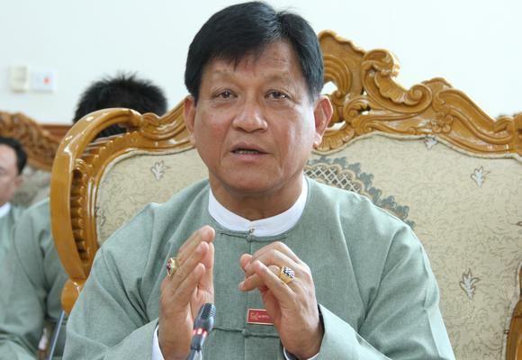 Tin Aye Suu Kyi39s party to run As elections near Myanmar39s