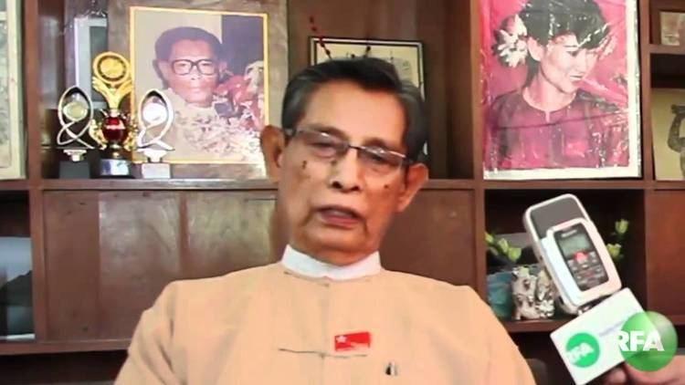 Tin Oo Interview with NLD U Tin Oo YouTube