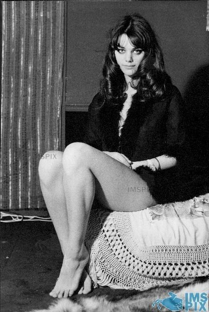 Tina Aumont Tina Aumont Tina Aumont pictured in 1968 by The Agence