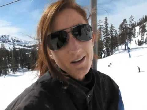 Tina Basich Snowboard Legends On The Lift YouTube