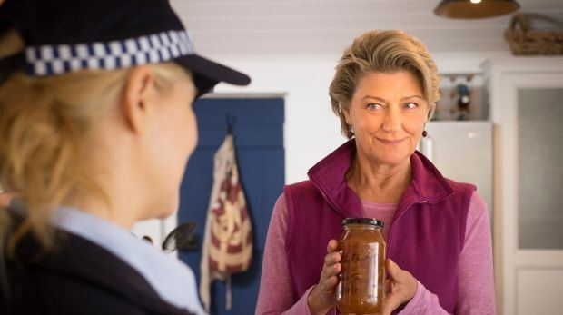 Tina Bursill Tina Bursills latest role is just what the doctor ordered