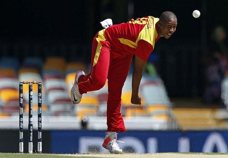 Panyangara to miss India series due to back injury