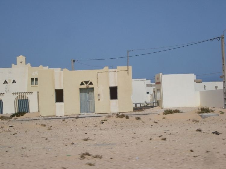 Tindouf in the past, History of Tindouf