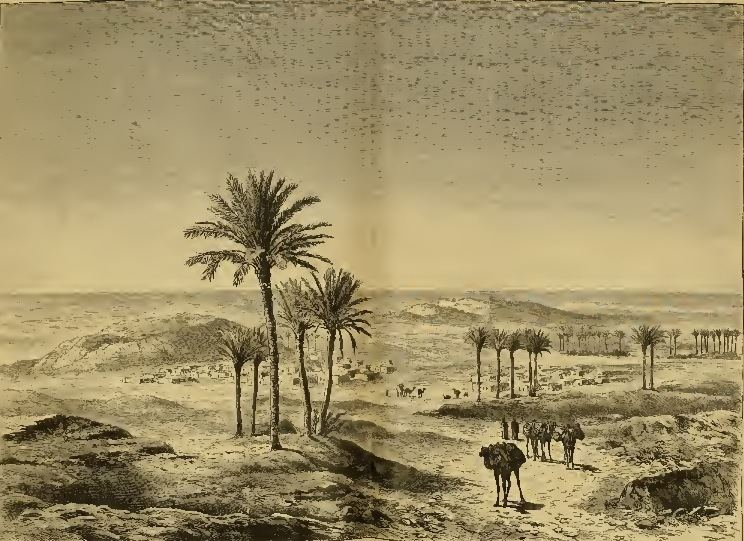 Tindouf Province in the past, History of Tindouf Province