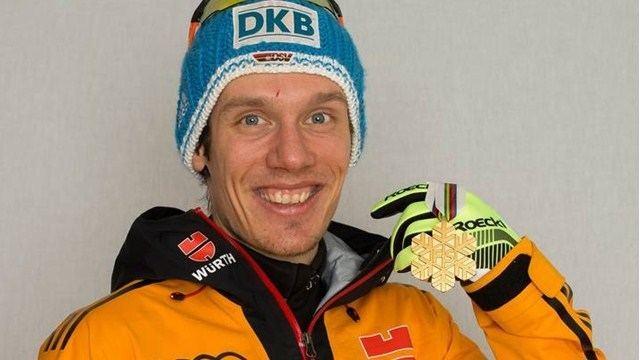 Tino Edelmann Nordic Combined Athlete Tino EDELMANN