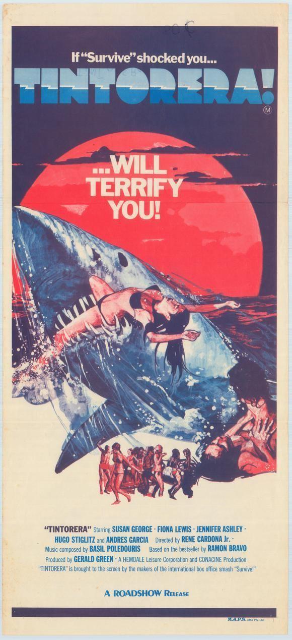 Tintorera Tintorera 1977 Popcorn Pictures