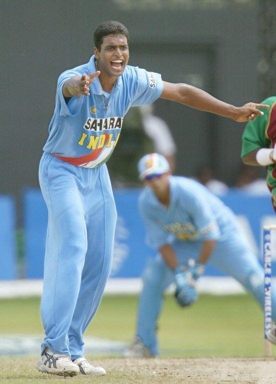 Tinu Yohannan (Cricketer)