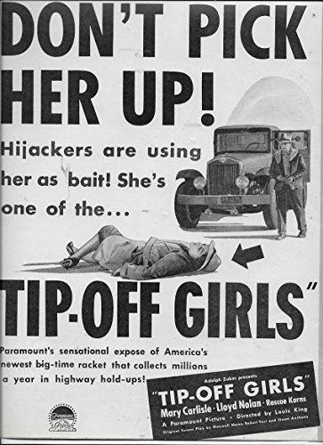 TipOff Girls 1938