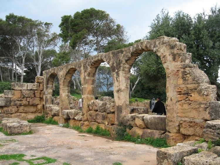 Tipaza in the past, History of Tipaza