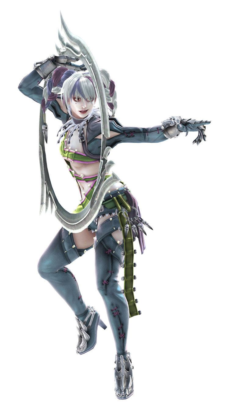 Tira (Soulcalibur) - Alchetron, The Free Social Encyclopedia