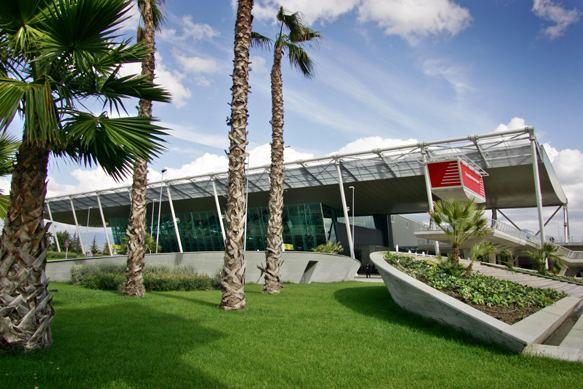 Tirana International Airport Nënë Tereza