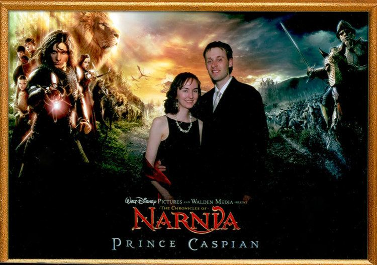 Tirian Attending the Prince Caspian World Premiere NarniaWeb