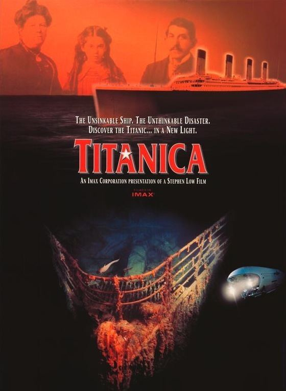 Titanica Reeling Back Everything Old is News Again