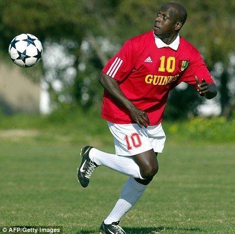 Titi Camara Former Liverpool and West Ham striker Titi Camara named sports