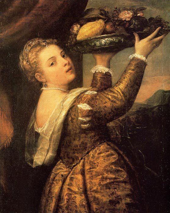 Titian Titian Paintings Reproductions 1